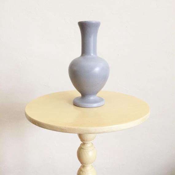 Flower  vase (c) パープルグレー