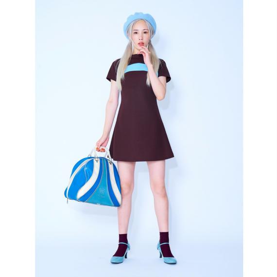 2Cアーチラインドレス