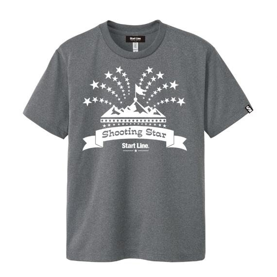 【残り2点】Shooting Star T-shirt/シューティングスターTシャツ(Gray/グレー)キッズ