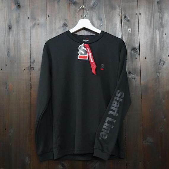 StartLine Active Long T-shirt/アクティブロングTシャツ(Black/ブラック)