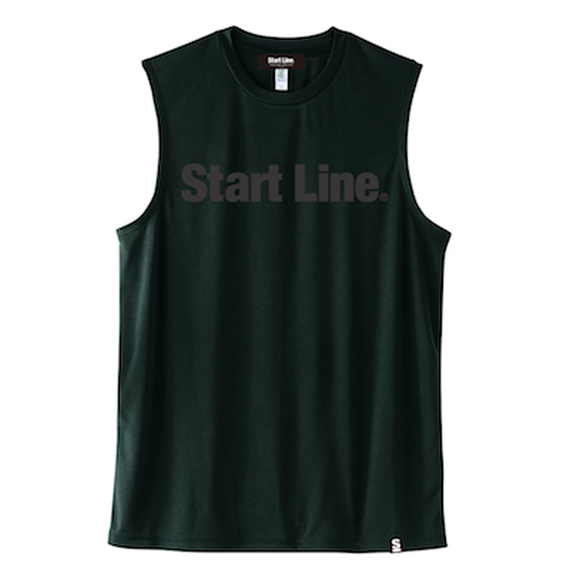 Black Standard Active No-sleeve
