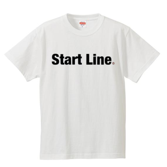 Start Line T-shirt
