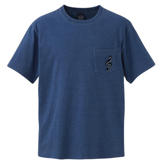 Indigo Poke T-shirt