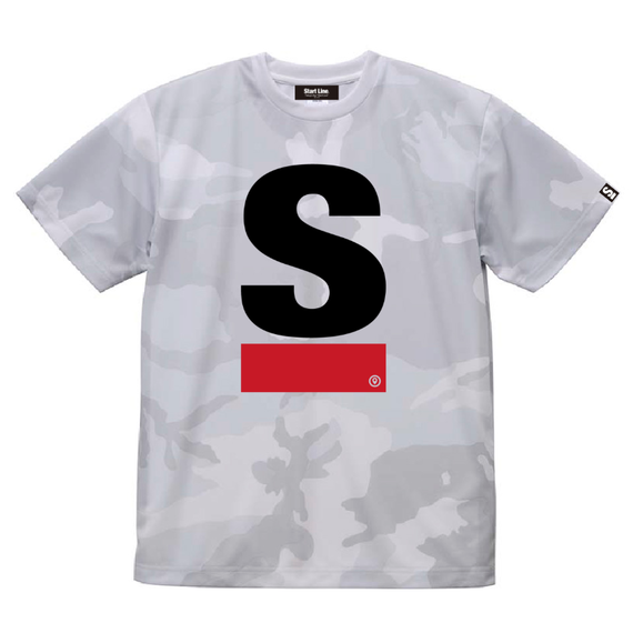 Big S Active T-shirt(Camo)