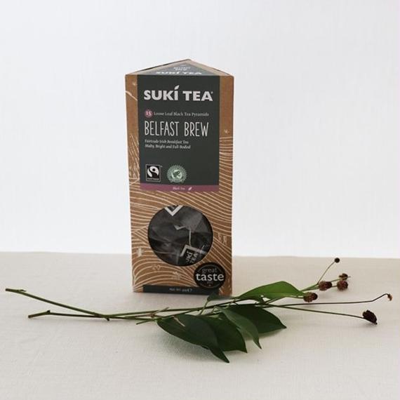 SUKI TEA ティーバッグ / Belfast Brew
