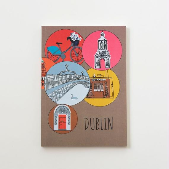 Ursula Celano A5ノートブック/Dublin