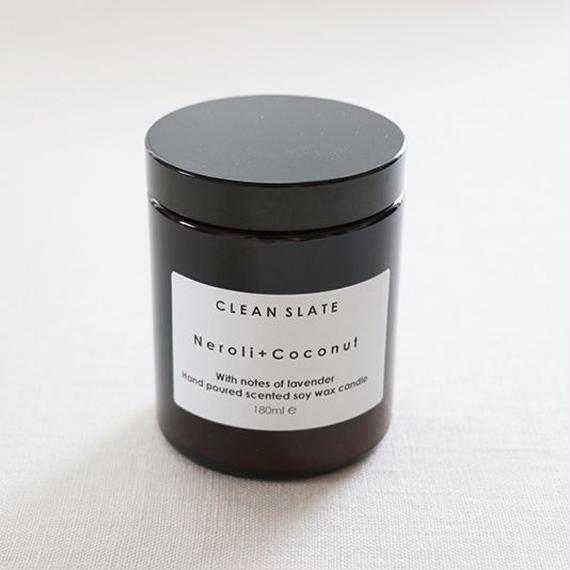 CLEAN SLATE キャンドル(Ne+Co)
