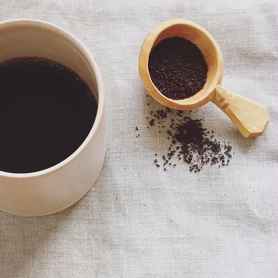 HEWN  コーヒースクープスプーン(N)