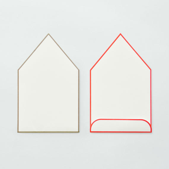 PAPIER LABO. HOUSE ENVELOPE