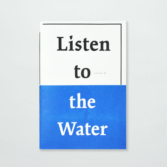 BIENVENUE PUBLISHING LISTEN TO THE WATER