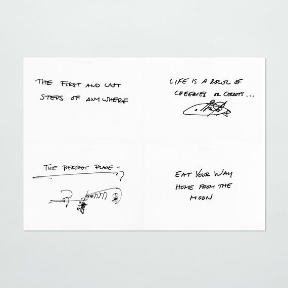 GORDON MATTA-CLARK    ART CARDS