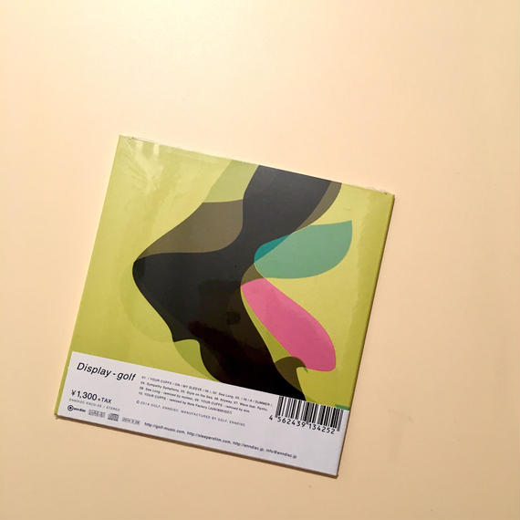 Display - golf 【CD】