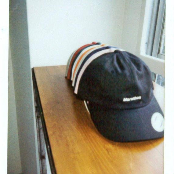 Marathon cap