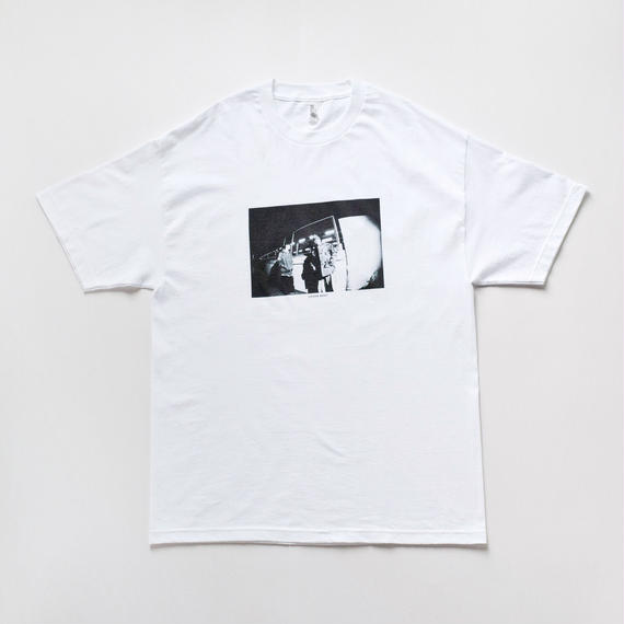 VIRIDIAN SHOOT tee (White)