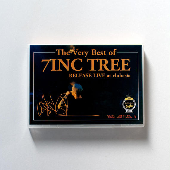 The Very Best of 7INC TREE RELEASE LIVE DVD