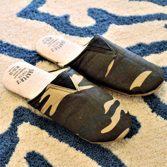 DRAPERS TEXTILE -ARMY-