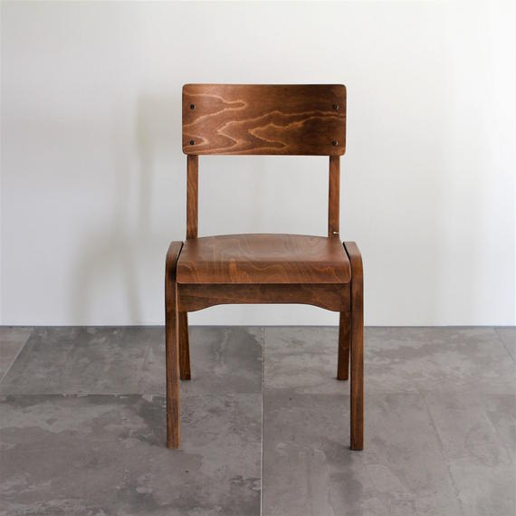 socph plywood chair