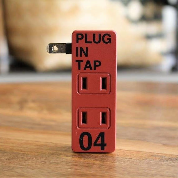 PLUG IN TAP SET -RED-
