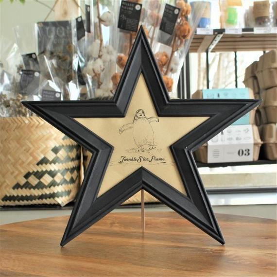 Twinkle Star Frame M BK