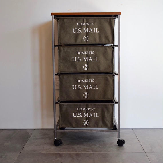 US MAIL CHEST 4D