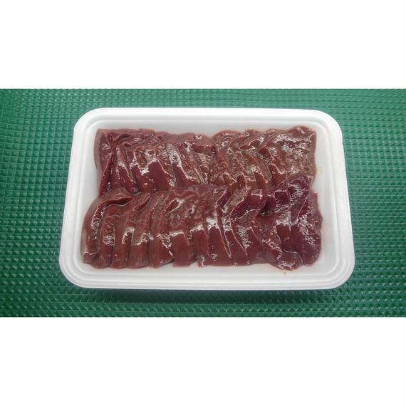 国産豚レバー~焼肉用~ [500g]