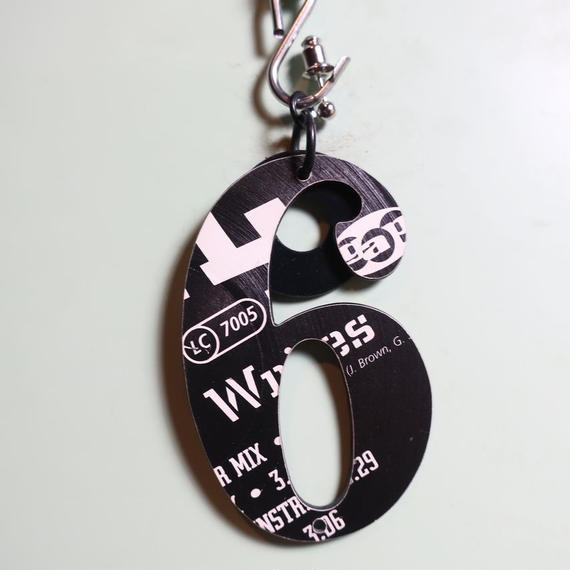 label pierce【number】6or9