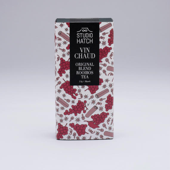 VIN CHAUD(ヴァンショー)-20TB入り ORIGINAL BLEND ROOIBOS TEA