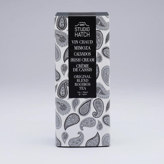 ORIGINAL BLEND ROOIBOS TEA SET(5種類)-20TB入り