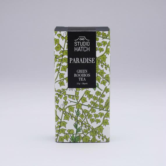 GREEN ROOIBOS TEA -PARADISE(パラダイス)/20TB入り