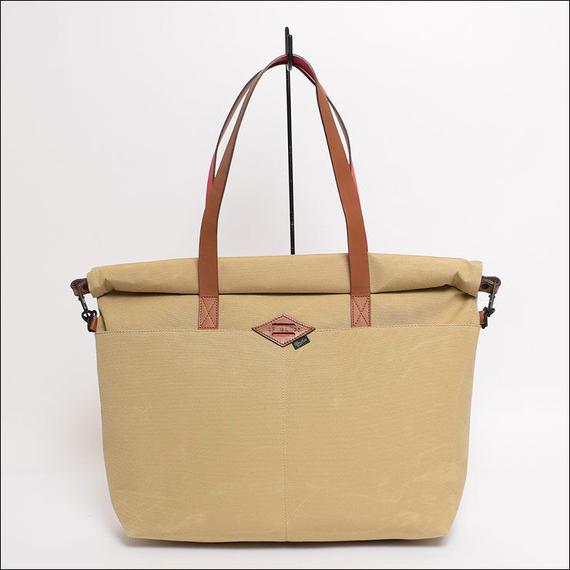 LEON FLAM×PARABOOT (レオンフラム×パラブーツ)  Tote Bag/Brown