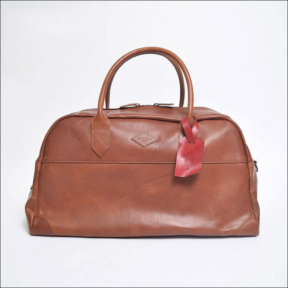 LEON FLAM(レオン フラム) SAC 48H GOLD(ALL LEATHER)