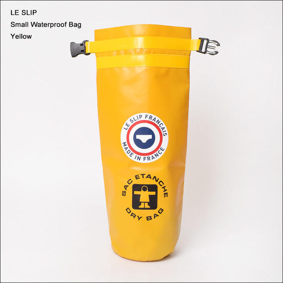 LE SLIP FRANÇAIS(ルスリップフランセ) Small Waterproof Bag Yellow