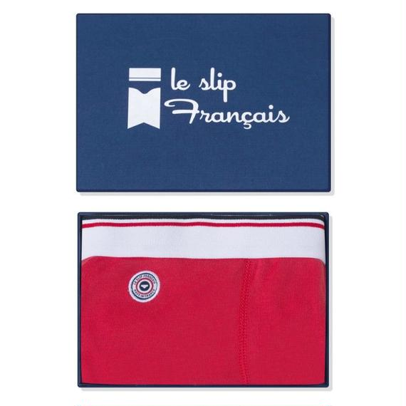 LE SLIP FRANÇAIS(ルスリップフランセ) Boxer Briefs 2013 Red