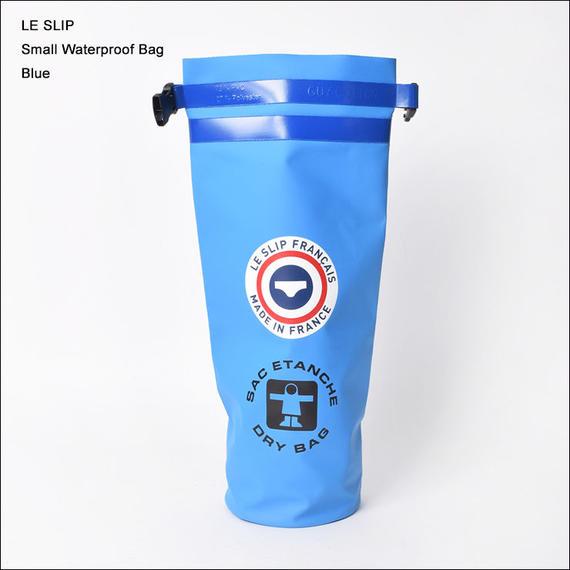 LE SLIP FRANÇAIS(ルスリップフランセ) Small Waterproof Bag Blue