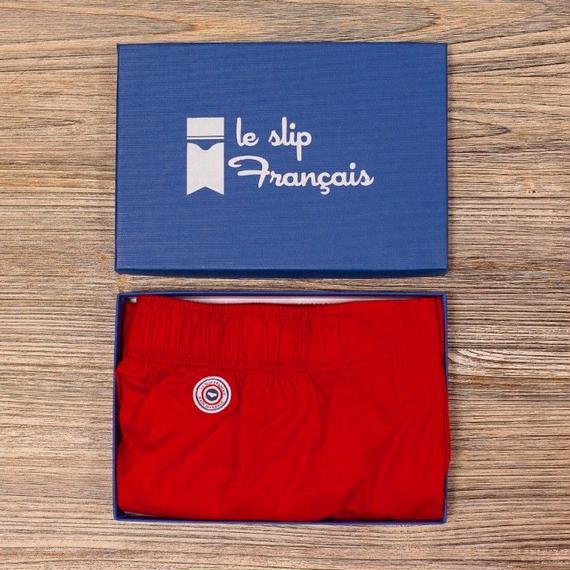 LE SLIP FRANÇAIS(ルスリップフランセ) Boxer Shorts 2013 Red