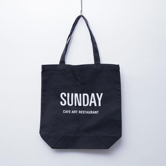 SUNDAY トートバッグ
