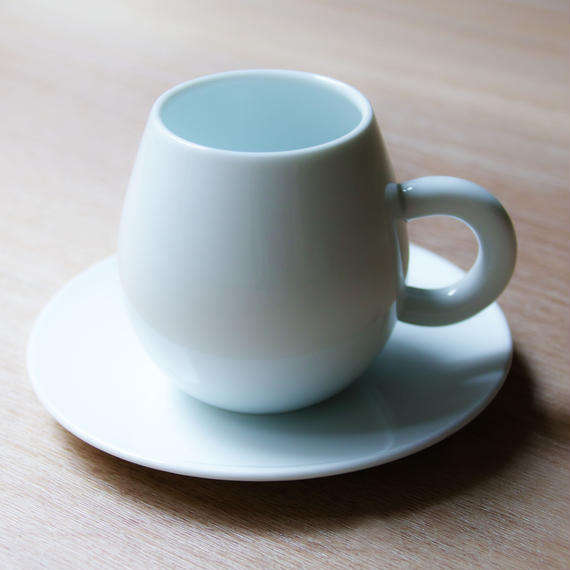 COFFEE CUP & SAUCER for MUSlC