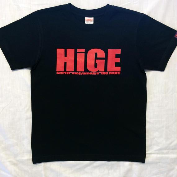 HiGE/black