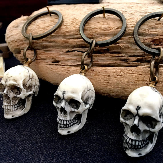 SKULL Key Holder/Super Rock n' Roll Jewelry