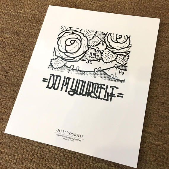 KW's Zine『DO IT YOURSELF』