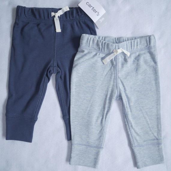 【carter's】 2色set パンツ