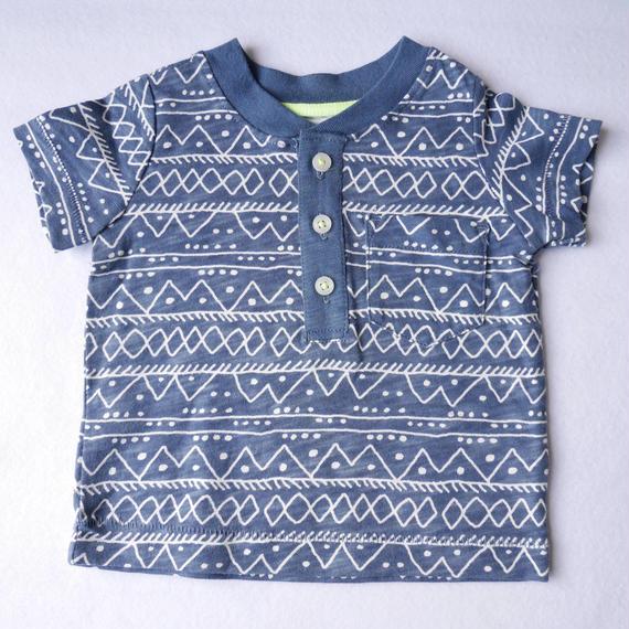 【carter's】 エスニックプリントTshirt