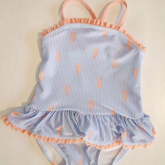 【GYMBOREE】   stripe seahorse swimwear