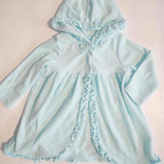 【GYMBOREE】   mint blue cover up