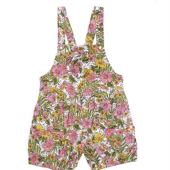 【children of the tribe】    forever flower overall