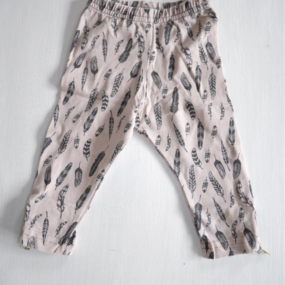 【children of the tribe】     wing zip leggins