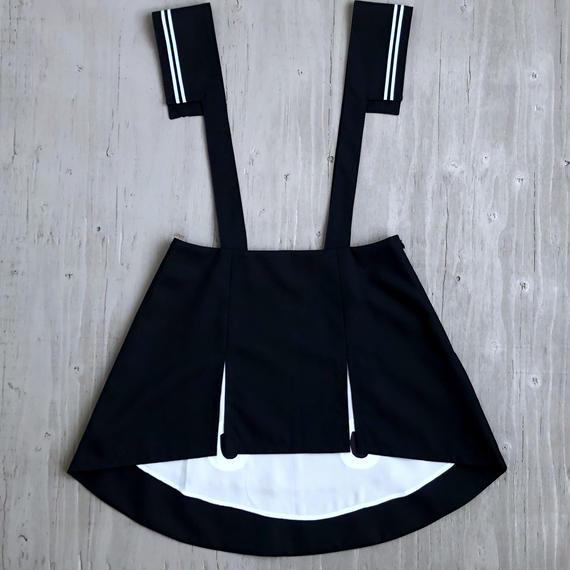 幽子吊りスカート
