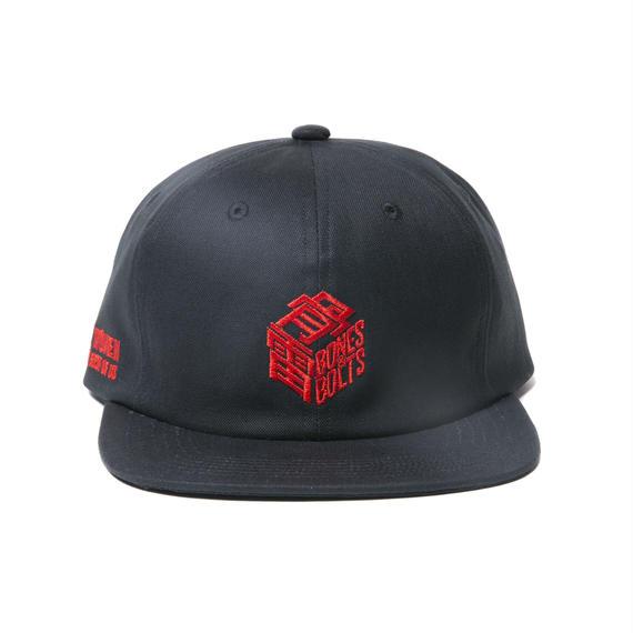 CAP (BOX LOGO) BLACK