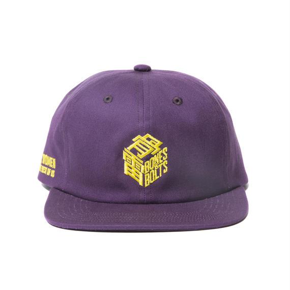 CAP (BOX LOGO) PURPLE