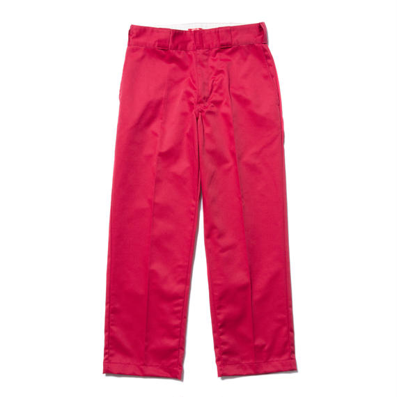 NEARSIGHT TWILL PANTS (RED)